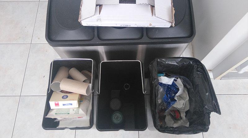 Autopsie d'une poubelle